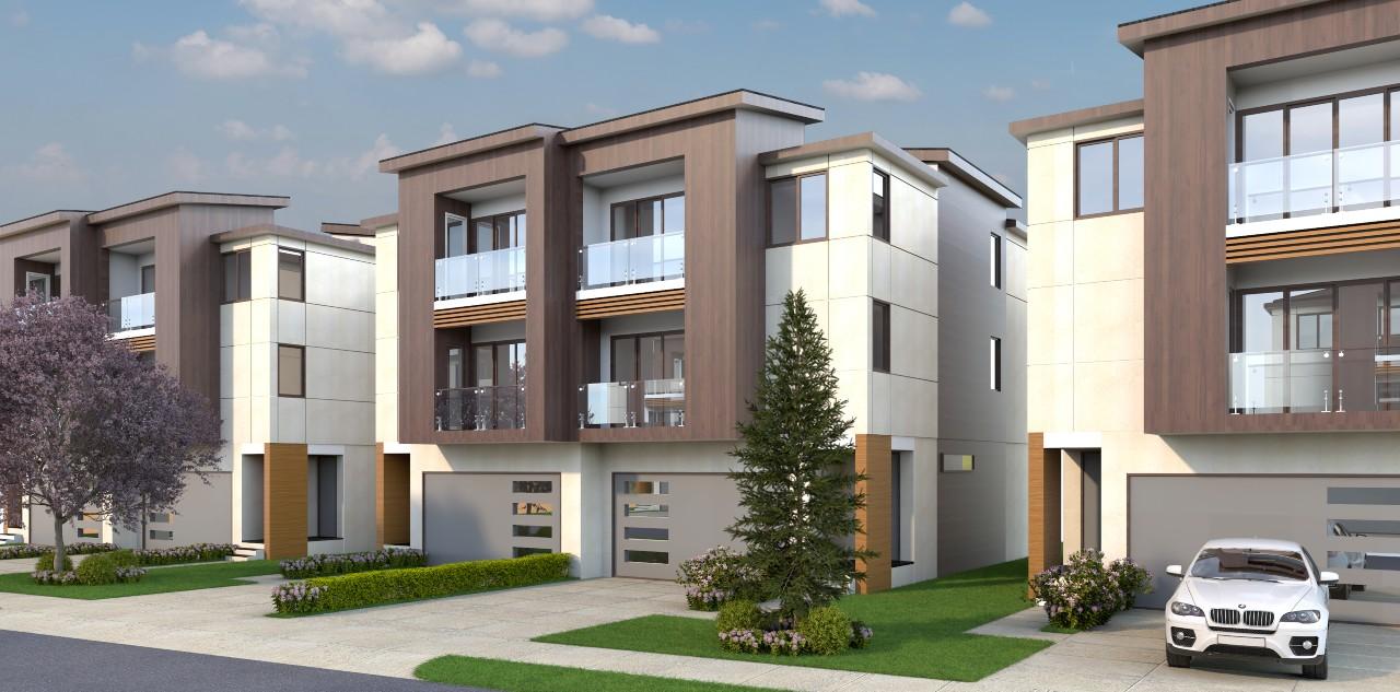 Fairways Luxury Homes - Ace (Living space 2377 sf)