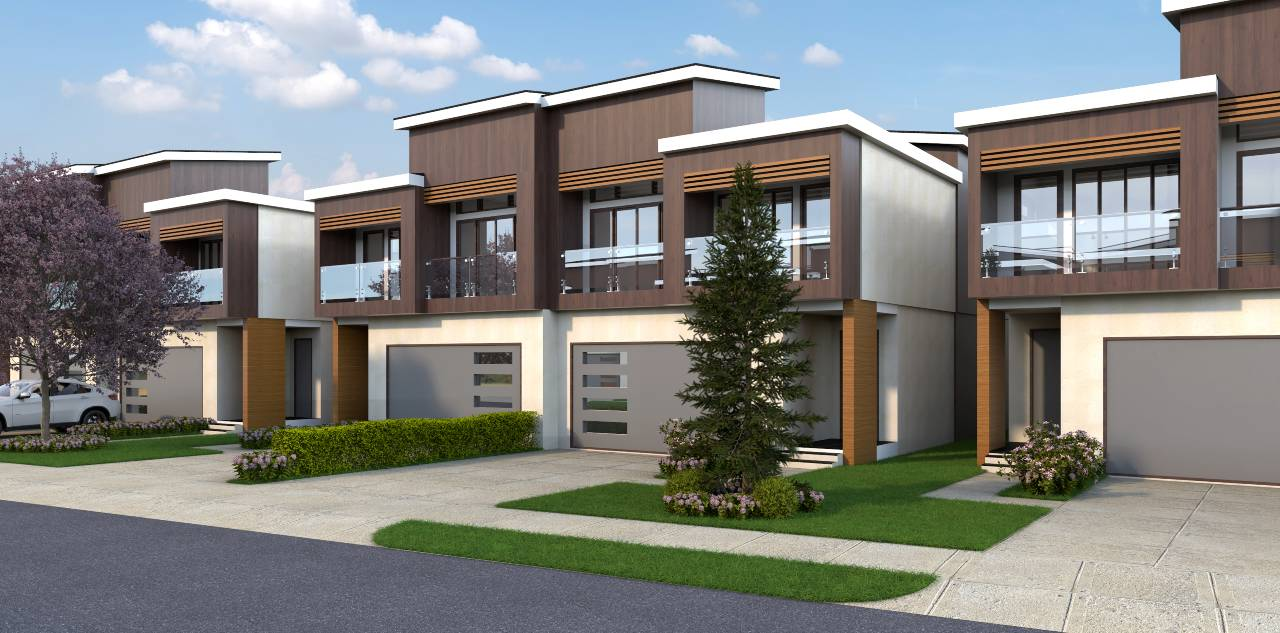 Fairways Luxury Homes Albatros (Living space 2240 sf, optional lower level 600sf.)