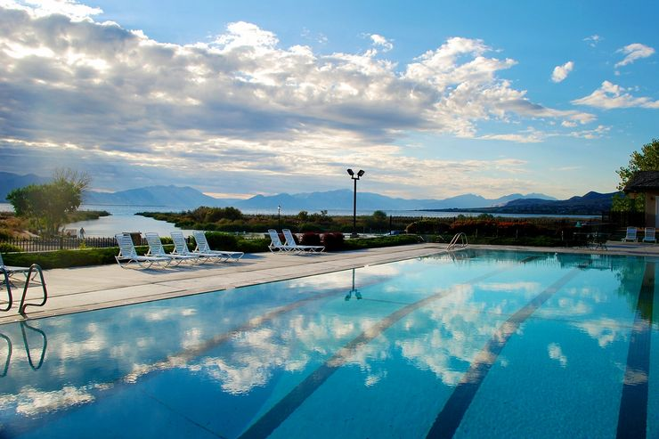 Olympic Size Pool - Fairways Luxury Townhomes